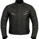 ProFirst Motorbike Cordura Textile Jacket Black