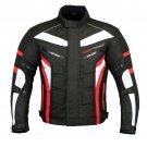 Motorbike/Motorcycle Racing Jacket Waterproof Cordura Textile