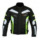 Motorcycle Riding Cordura Jacket Waterproof  XS to 6XL