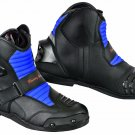 Motorbike Racing Boots Motorcycle Touring Shoes Bikers Short Ankle Waterproof Boot