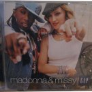 MADONNA Missy Elliot Hollywood CD Rare