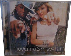 MADONNA Missy Elliot Hollywood CD Rare