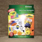 * NEW * Crayola Color Wonder Minions Stampers & Markers Set (#clarkstc)