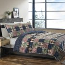 * NEW * Eddie Bauer Madrona Quilt Set (Full/Queen) (#clarkstc)