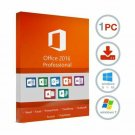 Microsoft Office 2016 Pro Plus - Download Link + Key