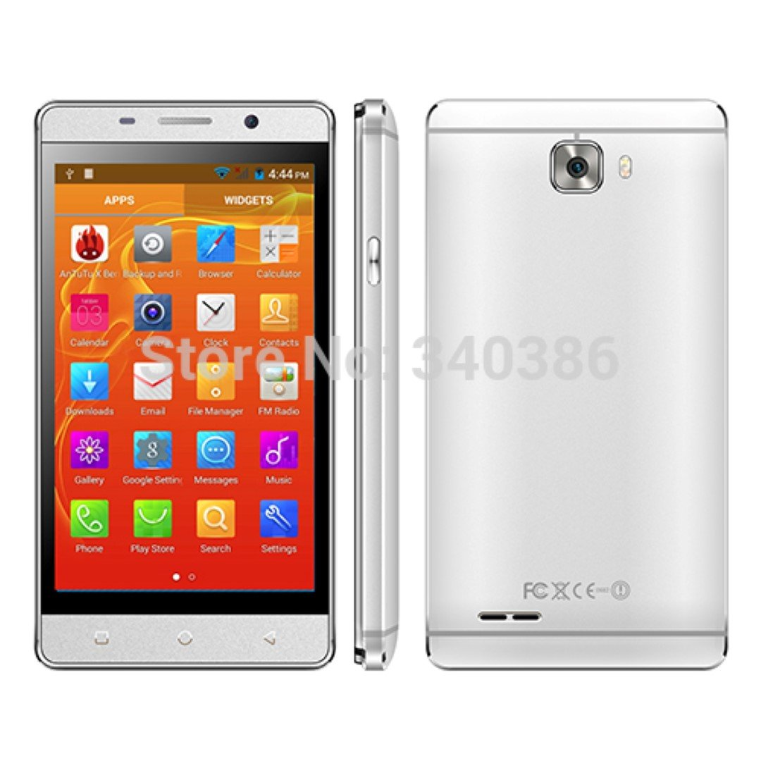 H-Mobile Mate S 4 Inch Dual Core/Dual Sim Android 4.4 Smart Phone Unlocked