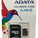 ADATA - 32 GB microSDHC Card - Class 10