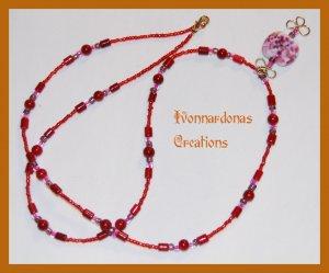 Raspberry Pie Necklace