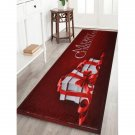 """24"""" x L 71""""  Merry Christmas with Gifts Printed Decorative Area Rug"""