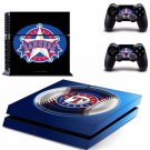 Milwaukee Bucks PS4 Skin Sticker Decal for Sony PlayStation 4 Console and 2 controller