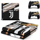 Football Juventus Cristiano Ronaldo PS4 Skin Sticker Decal for PlayStation 4