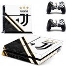 Juventus Football Team PS4 Skin Sticker Decal for Sony PlayStation 4