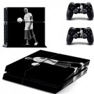 Allen lverson PS4 Skin Sticker Decal for Sony PlayStation 4 Console and 2 Controller Skin