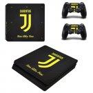 Juventus Cristiano Ronaldo PS4 Slim Skin Sticker Decal for PlayStation 4 Slim