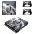 Juventus Cristiano Ronaldo PS4 Slim Skin Sticker Decal for PlayStation 4 Slim