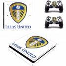 Leeds United PS4 Slim Skin Sticker Decal Vinyl for Playstation 4 Slim