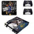 Golden State Warriors PS4 Slim Skin Sticker Decal for Sony PlayStation 4 Slim
