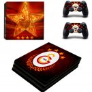 Football Club Galatasaray PS4 Pro Skin Sticker For Sony PlayStation 4 Pro