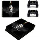 Juventus Football PS4 Pro Skin Sticker For PlayStation 4 Pro