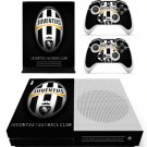 Juventus Football Team Skin Sticker Decal For Xbox One S - Xbox One Slim