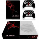 Air Jordan Basketball Legend Skin Sticker Decal For Xbox One S - Xbox One Slim
