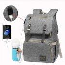 Diaper Bag Waterproof Travel Bags Baby Stroller Nappy Bag Daddy Large