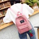 School Bags Travel Backpack Black Bag for Women