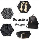 Women Backpack Leather Backpacks Softback Bags Brand Name Bag