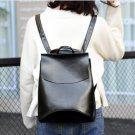 New Fashion Women Backpack Youth Vintage Leather Backpacks for