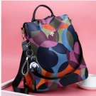 New Backpack Women Oxford Multifuction Bagpack Anti Theft Backpack