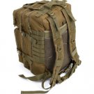 Tactical Assault Pack Backpack Army Molle Waterproof Bug Out Bag Small