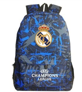 New Arrival Real Madrid Man Women Backpack Christmas