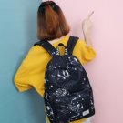 Fashion Women Backpack Stylish Galaxy Star Universe Space Printing