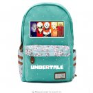 Undertale Printing canvas Backpack Girls School Bags Young Women Daily Backpack