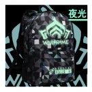 Computer Game Warframe Backpack ACG Online Shoulder Bag Daypack 2019 NEW