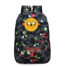 Adventure Time Finn and Jake backpack Boy Girl for teenagers Student School Bags
