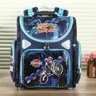 School Bag highquality Orthopedic Girls butterfly motorcyle Children School Bags School Backpack