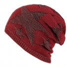 Thicken warm hats knitted beanies cool ear-flap velvet hip hop winter hat caps bonnet chapeau