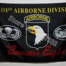 U.S. Army 101st Airborne Screaming Eagles Flag hot sell goods 150X90CM Banner