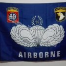 US Army Airborne 82nd and 101st Division All American Flag hot sell goods 150X90CM