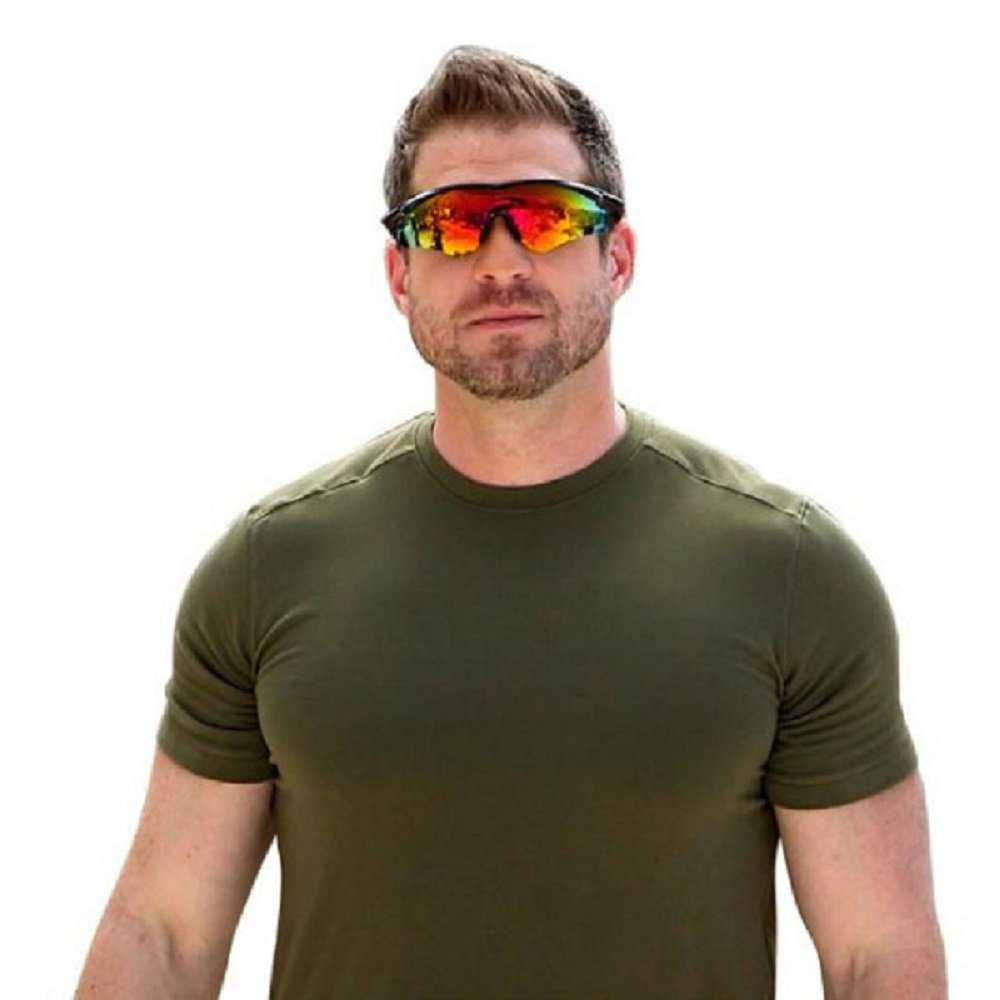 Military Style Sunglasses Yellow Tac Glasses As seen on TV