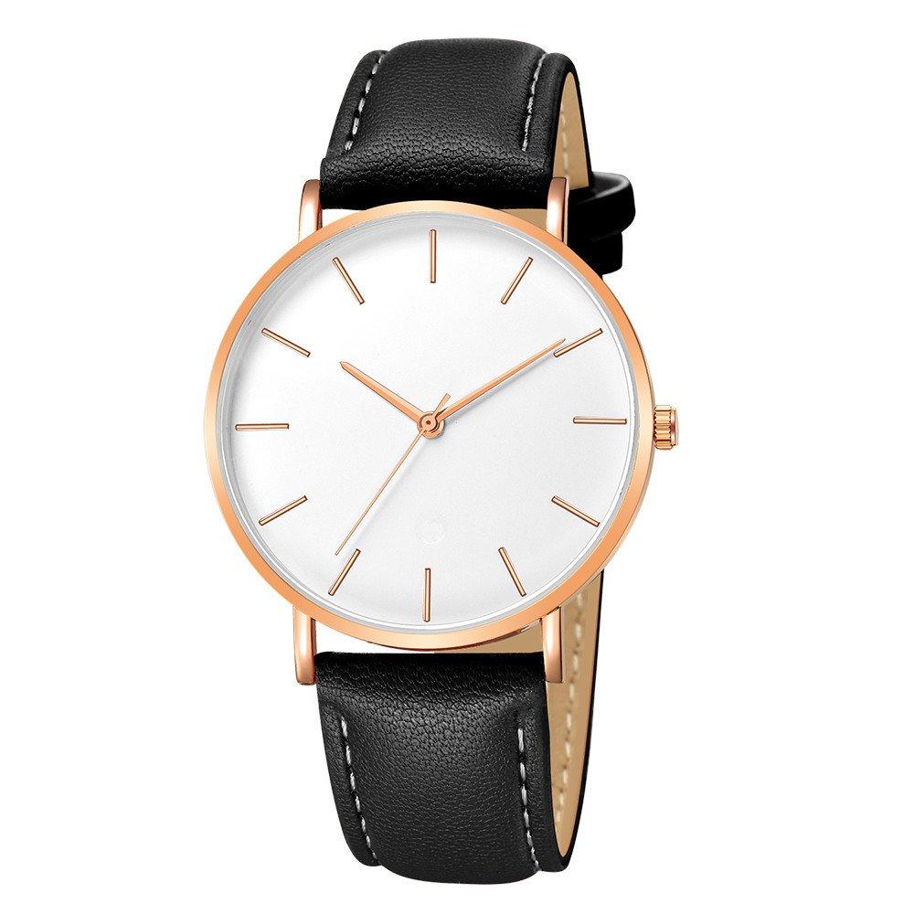 Geneva Fashion Men Date Analog Quartz Sport Watch