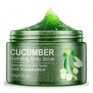 Exfoliating Gel Body Scrub Cream Cucumber