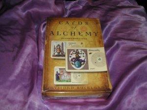Cards of Alchemy by Raymond Buckland