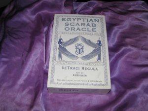 Egyptian Scarab Oracle