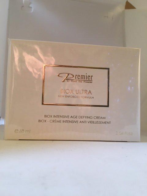 Premier By Dead Sea  Biox Ultra Age Defying Cream - Ideal Gift