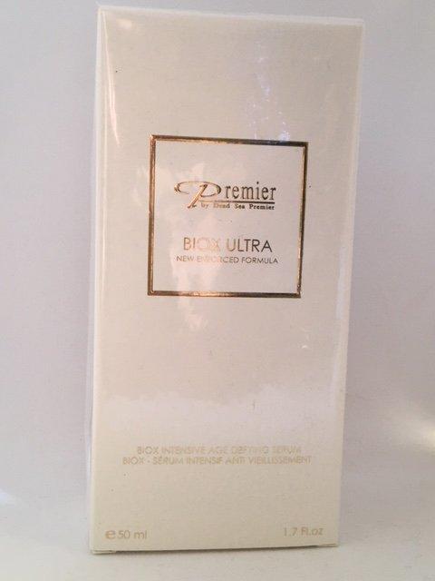Premier By Dead Sea  Biox Ultra Age Defying Serum - Ideal Gift
