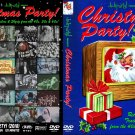 Christmas Party! Retro Shorts and Trailers From The 40's 50's & 60's DVD 2 Hours of Holiday Cheer!!