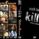 Each Time I Kill 2007 Doris Wishman Joe Sarno Sexploitation Swan Song DVDR!