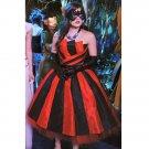 Aria as the Red Queen Portrait A4 Paper Ltd Ed 1/1000 Pretty Little Liars
